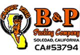 B&P Packing Company Inc.